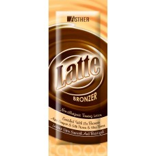 ASTHER Latte Bronzer soft bronzer - Лосьен ЛАТЕ с 15x бронзатором