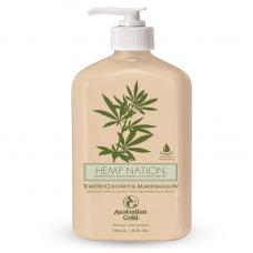 Australian Gold Hemp Nation Toasted Coconut & Marshmallow Tan Extender  Ежедневный увлажняющий крем