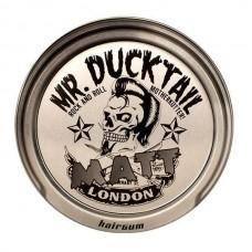 Матирующий воск для волос - Hairgum Mr DUCKTAIL Matt 40 грамм