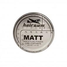 Матовая помада для укладки волос с ароматом лакрицы - Hairgum Matt Wax Hair Styling Pomade 40 грамм
