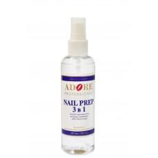 Профессиональное средство 3 в 1 - Adore Professional NailPrep 3 в 1