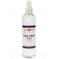 Подготовитель ногтя   Adore Professional Nail Prep 3 в 1   250 мл