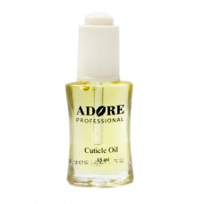 Масло для кутикулы с ароматом лимона - Adore Professional Cuticle Oil