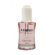 Масло для кутикулы с ароматом розы - Adore Professional Cuticle Oil