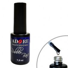 Каучуковое базовое покрытие для гель-лака - Adore Professional Rubber Base
