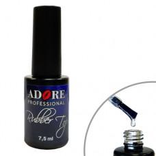 Каучуковое верхнее покрытие для гель-лака  Adore Professional Rubber Top Coat