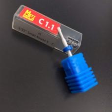 Керамическая насадка для кутикулы  С 1.1