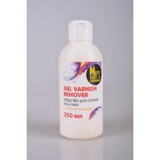 Mett Remover - Средство для снятия гель лака с ароматом апельсина 250 мл