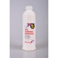 Mett Remover - Средство для снятия гель лака с ароматом апельсина 500 мл