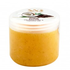 Сахарный скраб для тела SNB Professional Sugar Scrub With Cocoa Butter and Vegetable Oils 500 мл