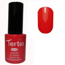 Гель-лак для ногтей Tertio Gel Polish № 09 Морковно красный