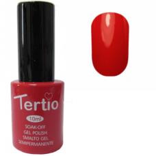 Гель-лак для ногтей Tertio Gel Polish № 10 Красный