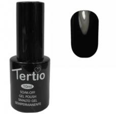 Гель-лак для ногтей Tertio Gel Polish № 12 Черная эмаль
