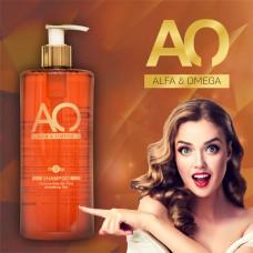 Alfa & Omega Безсульфатный шампунь после кератинового выпрямления