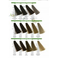 Перманентная без аммиачная краска для волос - Elgon Dolce