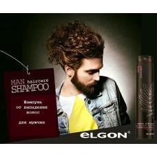 Шампунь для мужчин стимулирующий против выпадения - Elgon Man Stimulating Shampoo