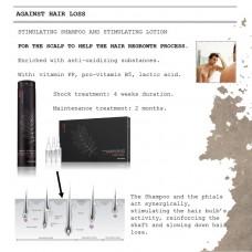 Лосьон против выпадения волос для мужчин - Elgon Man Stimulating Scalp Lotion