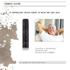 Шампунь для светлых и седых волос - Elgon Man Silver Shampoo