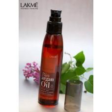 Аргановое масло 100% органического происхождения - LAKME Bio-argan Oil