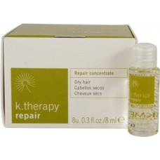Восстанавливающий концентрат для сухих волос - Lakme  Repair concentrate