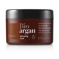 Маска с аргановым маслом - LAKME  Bio-argan hydrating mask 250мл