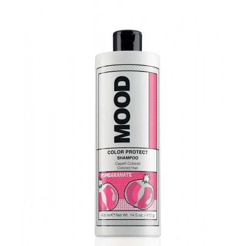 Шампунь для окрашенных волос - MOOD  Color protect shampoo