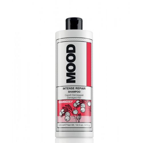 Восстанавливающий шампунь с экстрактом клюквы - MOOD  Intense repair shampoo