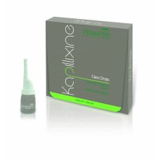 Средство против перхоти с маслом эвкалипта  Nouvelle Clean Drops 10 ампул по 10 мл
