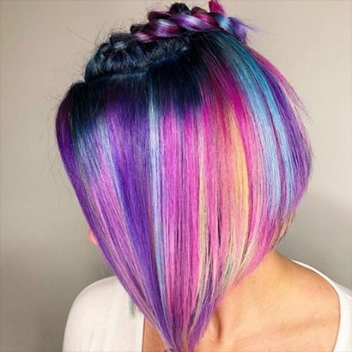 Без аммиачный кремообразный цветной пигмент прямого действия для волос  Nouvelle PAINT BANG
