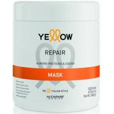 Yellow Reparative Mask for Very Damaged Hair - Маска для восстановления поврежденных волос