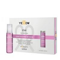 Yellow Live-in Shine Infusion - Несмываемая эссенция для блеска волос