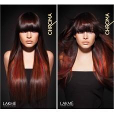 Перманентная без аммиачная краска для волос - Lakme Chroma